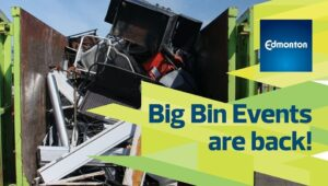 Big Bin Event @ Aspen Gardens Community League Hall